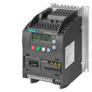 6SL3210-5BE22-2UV0 Sinamics V20 2,2 kW 3F/3F
