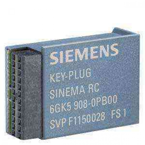 6GK5908-0PB00  SINEMA RC KEY-PLUG